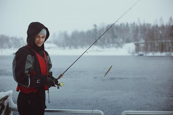 рыбалка в финляндии аренда