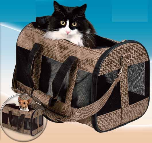 Как сделать свою переноску для котов 68