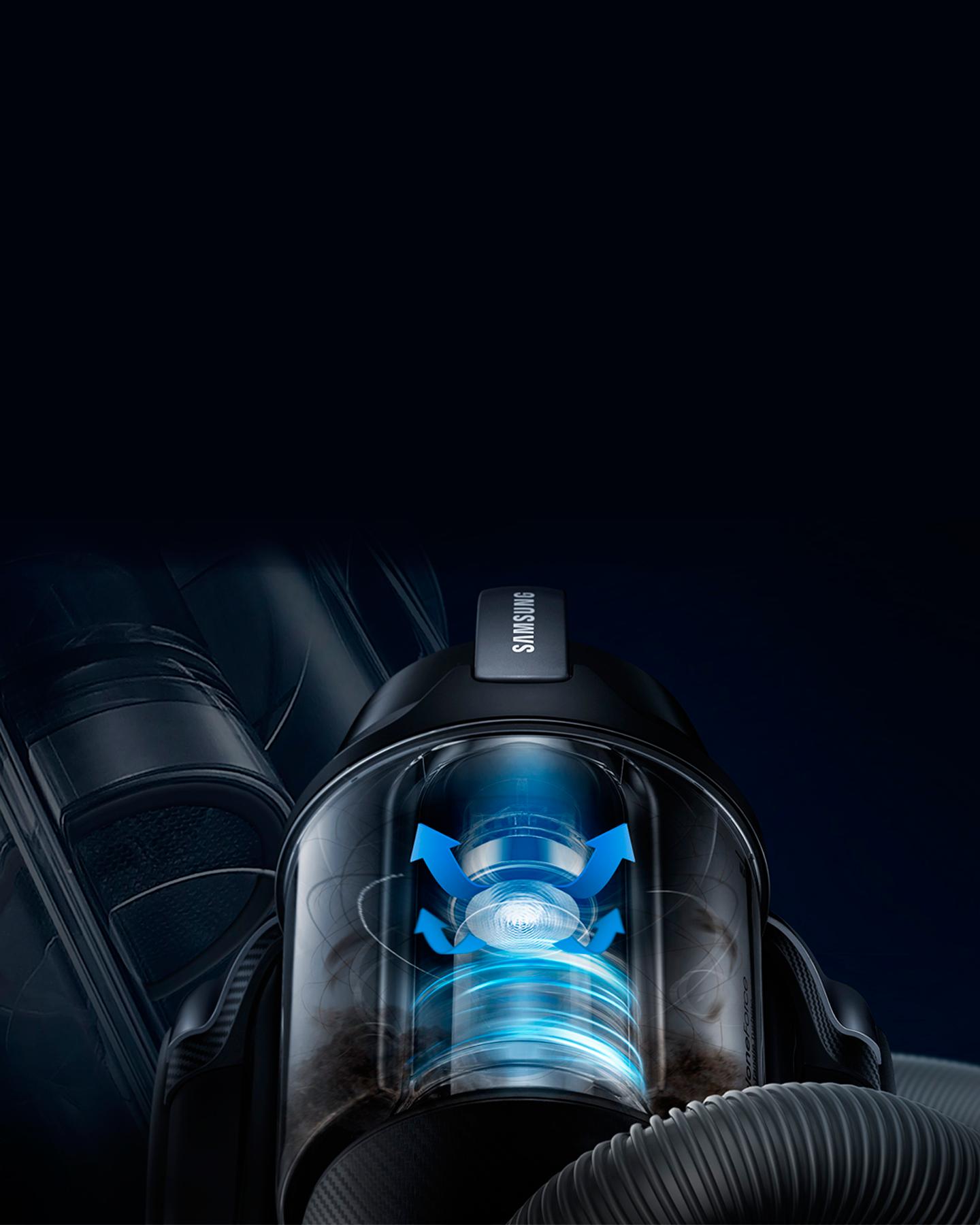 Samsung VC15K4136VL/EV